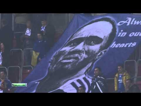 Banner for Didier Drogba!