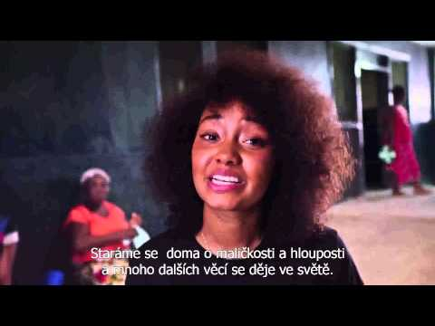 Leigh-Anne's Liberia Video Diary #CZ