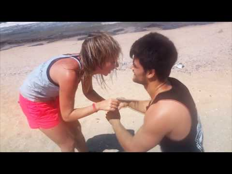 the amazing race (marriage proposal)
