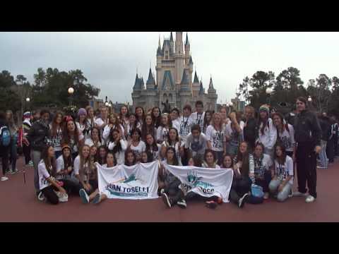 Todos en el Magic Kingdom! Febrero 2011!! Parte 1!!