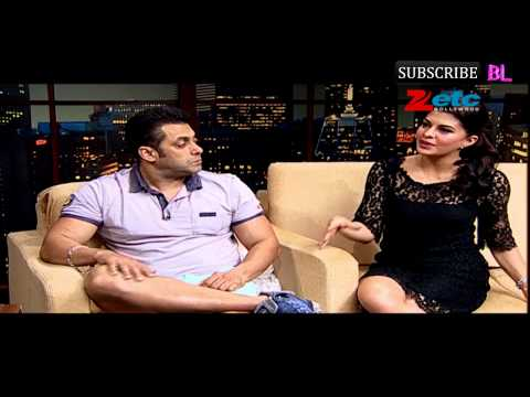 Salman Khan talking about film Kick with Komal Nahta part 3 - etc