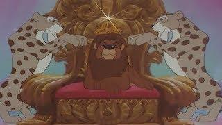 Leví kráľ Simba 14 - Orlí kráľ