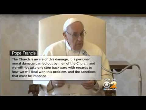 Pope Francis Asks For Forgiveness For Sex Abuse By Priests