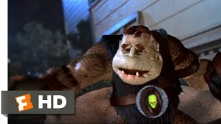 Small Soldiers (9/10) Movie CLIP The Gorgonites Fight