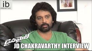 JD Chakravarthy interview about Dynamite