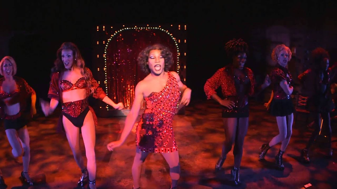 Get A Look At Kinky Boots On Broadway Youtube