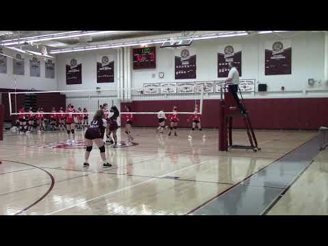 NCCS - SL Volleyball  4-30-21