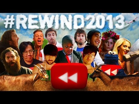 Thumbnail image for 'YouTube Rewind: What Does 2013 Say?'