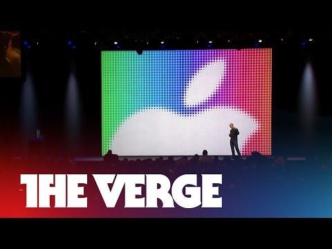 Apple's WWDC 2014 keynote in 10 minutes