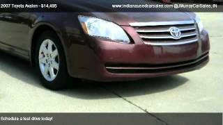 2007 Toyota Avalon XL Sedan 4D - for sale in LAFAYETTE, IN 47905 videos