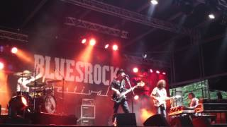 Bluesrock Festival Tegelen 2013 | King of the world