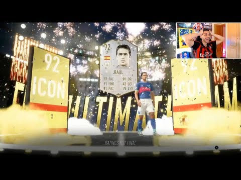 FIFA 19 ULTIMATE TEAM *PRIMER PACK OPENING INCREIBLE !!!*