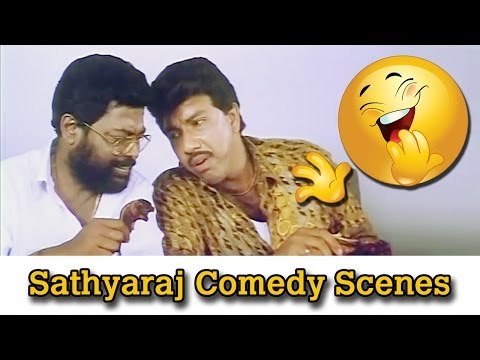 Sathyaraj comedy - 23 - Tamil Movie Superhit Comedy Scenes