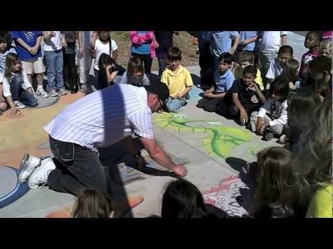 ChalkParty! with Tim Gagnon