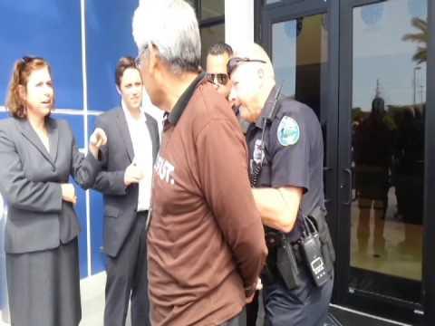 Arresto Eliseo Medina #Fast4Families