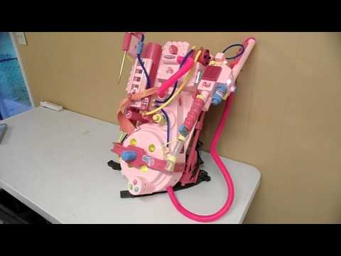 My Little Pony Themed Ghostbuster Proton Pack Geektyrant