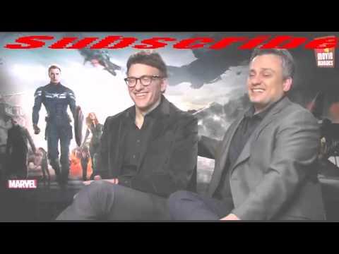 Captain America 2 Elevator Scene EXCLUSIVE interview 2014