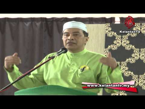 Dato' Hj Husam Musa | Perasmian Mesyuarat Agung PAS KB