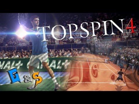 (S&G)TopSpin4 Federer VS Djokovic