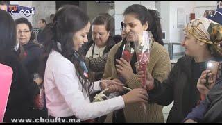 بالفيديو.. المكتب الوطني للسكك الحديدية يحتفي بمسافراته في يومهن العالمي ورود و جوائز من نوع خاص | مال و أعمال