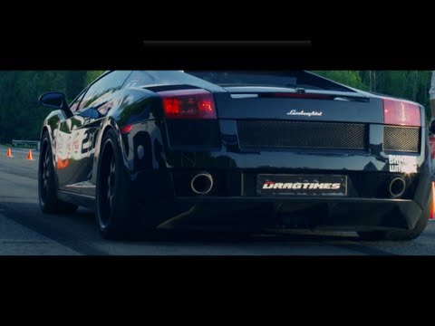 Lamborghini Gallardo UR Twin Turbo Top Speed 405 kmh (251 mph), Снято с использованием камер GoPro: http://mrbest.ru/katalog_gadgetov/elektronika/audio_foto_video/kamera_hd_hero2_motorsport_edition/ Lamborghini Gallardo N...