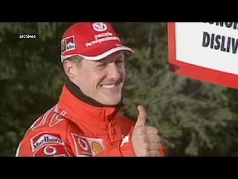 Le dossier médical de Michael Schumacher volé