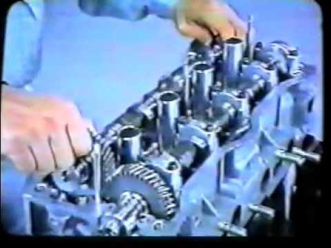Руководство по капитальному ремонту двигателя 4A-FE. Часть 1