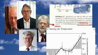 Globale Mitteltemperatur ? | 10 Unbequeme Wahrheiten über H. J. Schellnhuber 7