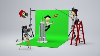 Hollywoods History of Faking It | The Evolution of Greenscreen Compositing