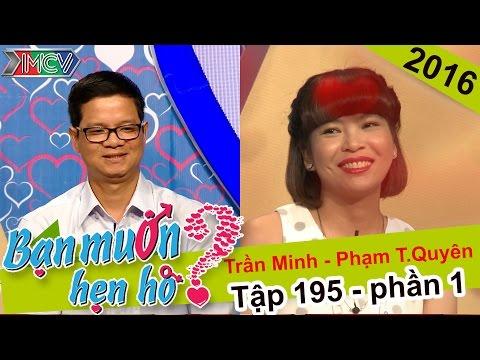 Cô giáo xứ Nghệ chinh phục chàng trai với giọng hát truyền cảm | Trần Minh - Phạm T.Quyên | BMHH 195