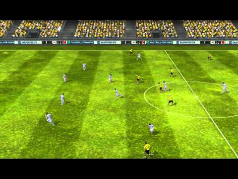 FIFA 14 Android - mrwako210 VS Perth Glory