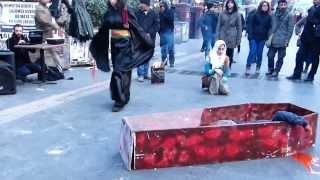 tiyatRoj (Rojava Olmalı)