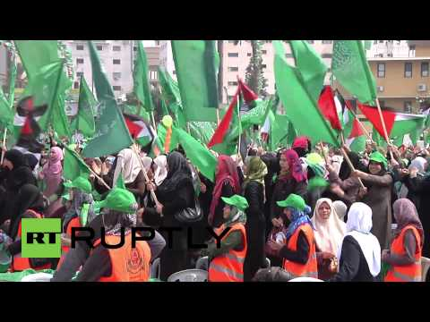 State of Palestine: Thousands mark 10 year since death of Hamas spiritual leader Yassin