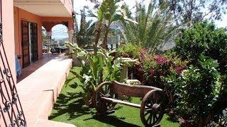 Como decorar un jardín rustico