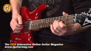 Ibanez JS100 TR Guitar Review Demo With Danny Gill