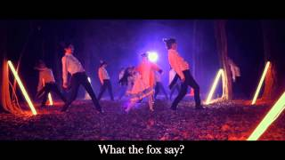 Ylvis The Fox (What Does The Fox Say?)Cover From Japan