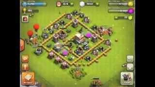 Best Town Hall Level 5 Defense Setup- Clash Of Clans