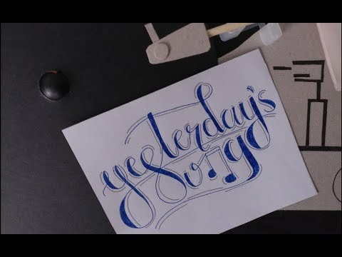 Hunter Hayes - Yesterday's Song (Record Player Lyric Video)