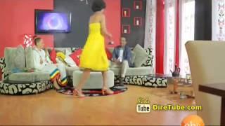 Jossy In Z House Show Gabriela Girma With Jossy
