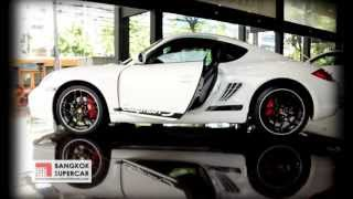 รีวิว Porsche Cayman S :: Supercar Review By Bangkok Supercar