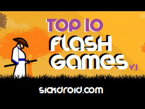 Top 10 Flash Games 2013 (Vol1)