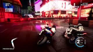 RIDE 3 - Játékmenet Videó