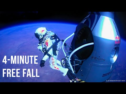 A Man Who Fell from Space to Earth