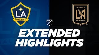Best of Zlatan's MLS debut & LA Galaxy vs LAFC | Extended Highlights