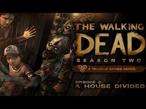 The Walking Dead Season 2 - Full Episode 2: A House Divided Walkthrough HD [No Commentary]