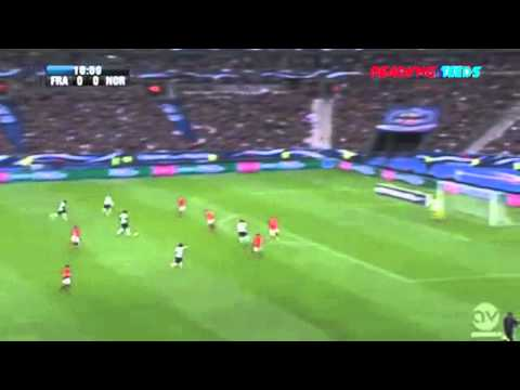 ★ Paul Pogba Amazing Skill vs Norway (27/05/2014) ★ France 4 - 0 Norway ★ [Readyng TeedS]