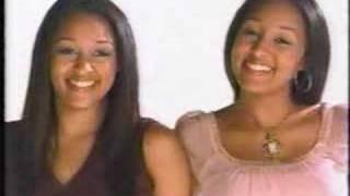 Tia and Tamera Mowry - Disney Channel Logo