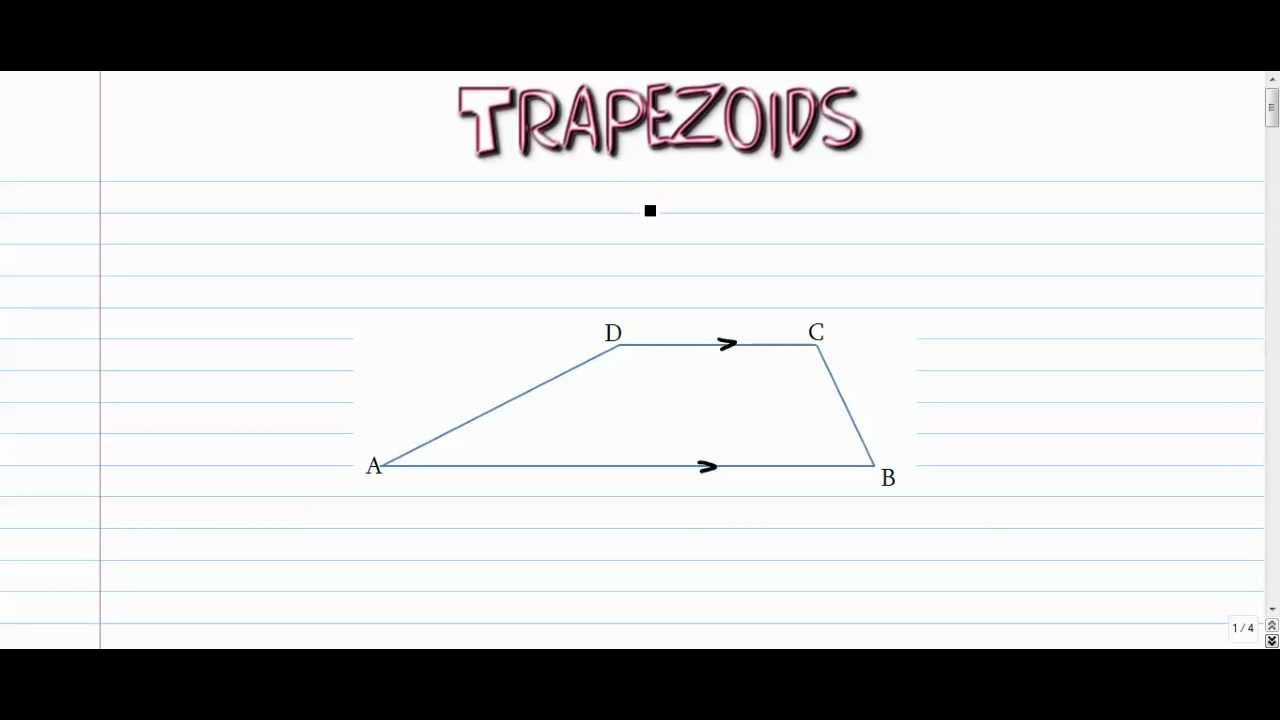Isosceles Trapezoid Geometry Maxresdefault.jpg