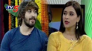 Hero Ishaan & Heroine Mannara Chopra Special Interview On Rogue Movie