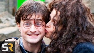 25 Behind The Scenes Harry Potter Moments That Totally Ruin The Magic